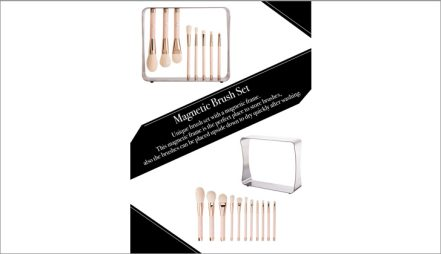 Magnetic Brush Set